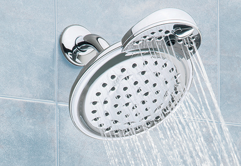 High pressure shower heads - how to buy.